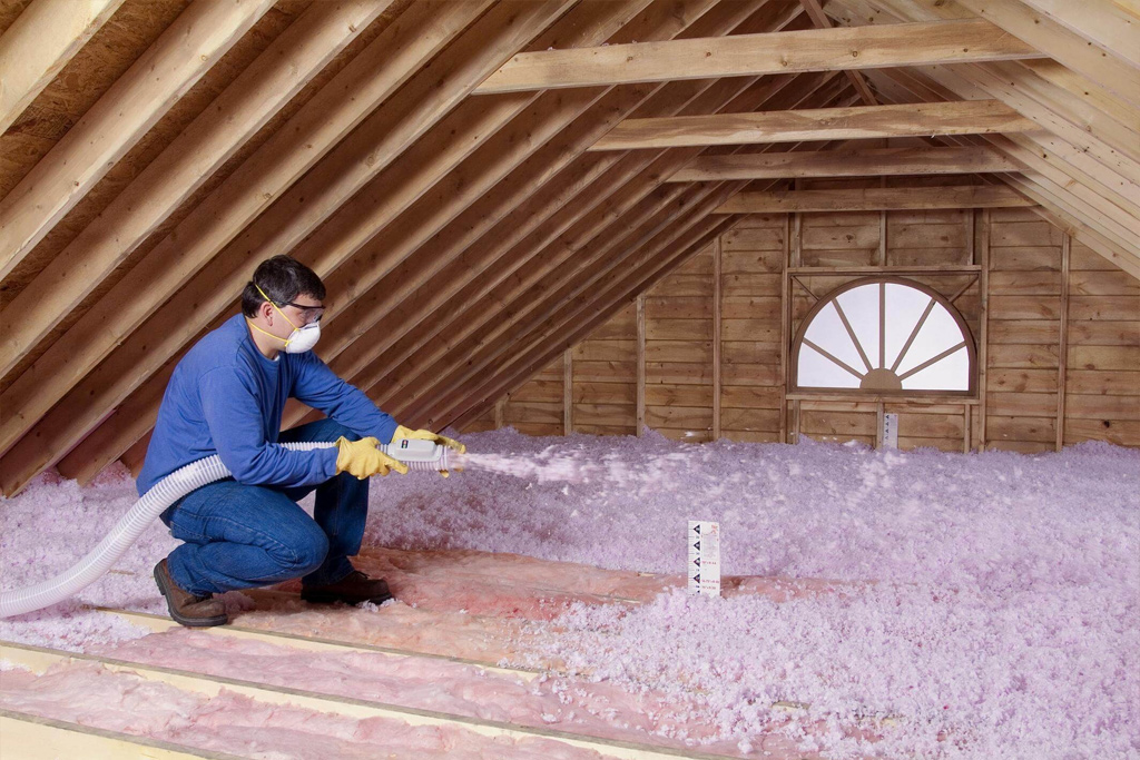 Attic Insulation | Alternative Energy Applications Inc.