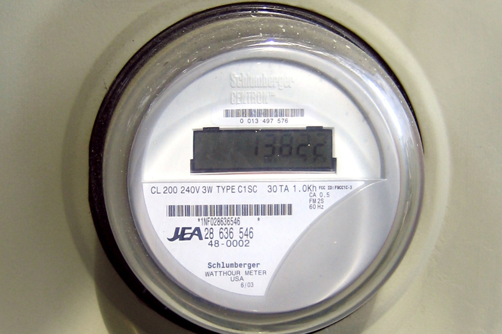 "JEA's ""Smart"" Meters   Alternative Energy Applications Inc."
