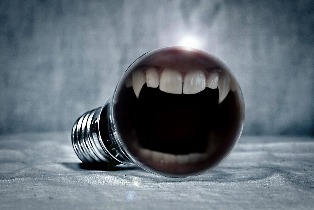 What is Vampire Energy?   Alternative Energy Applications Inc.